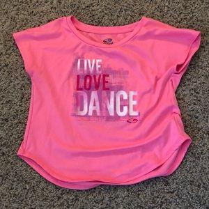 A cute atletic t-shirt!